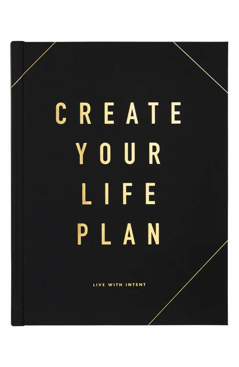 graduation gift idea life plan book