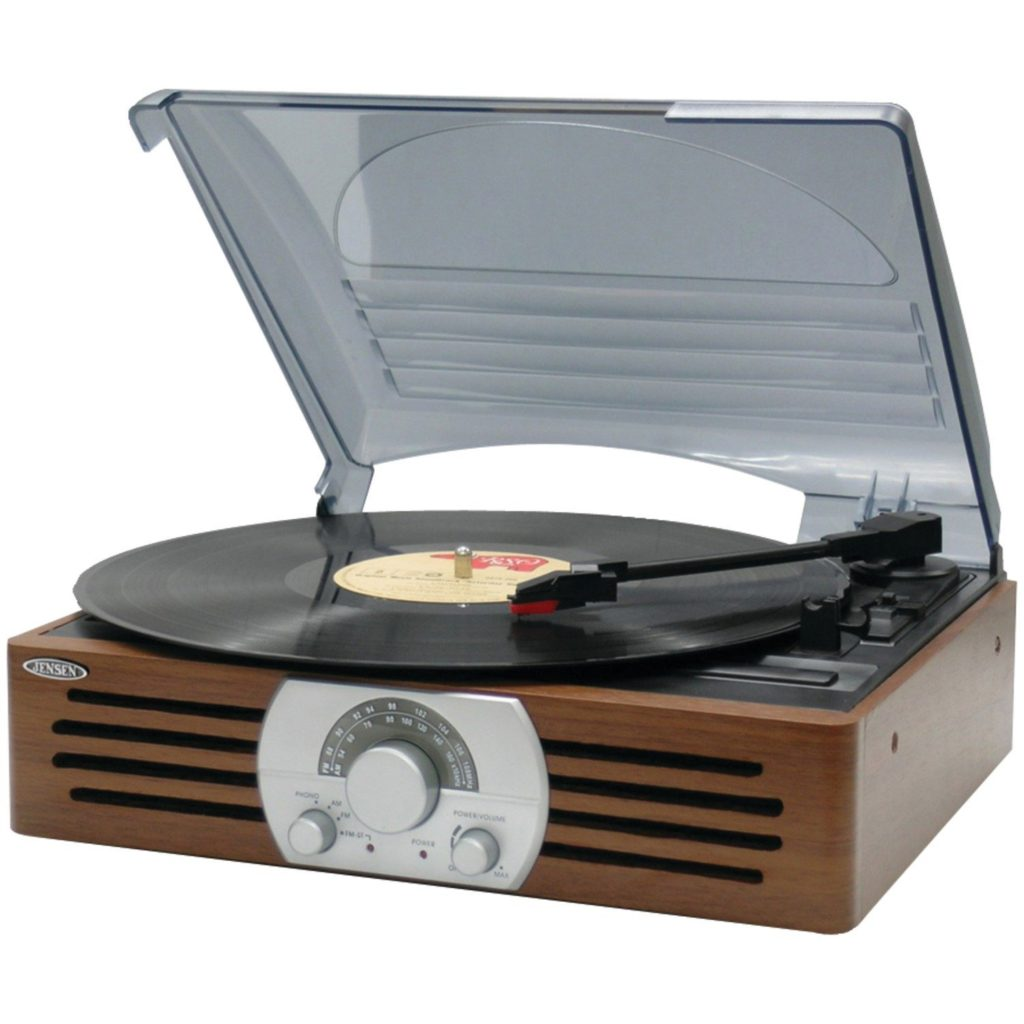 graduation gift idea turntable