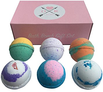 bath bomb graduation gift idea